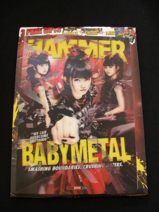 Metal Hammer feat. BABYMETAL