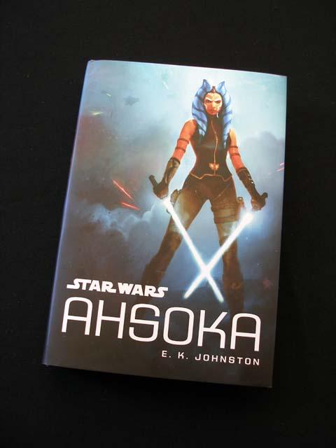 Ahsoka Book