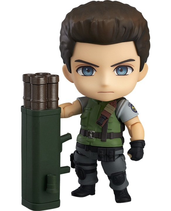 Chris Redfield Nendoroid