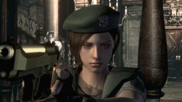 Jill Valentine in Resident Evil Remake