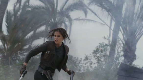 Rogue One Featurette Screenshot