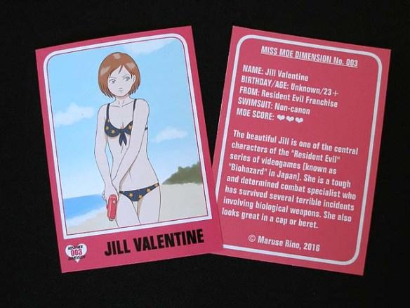 Jill Valentine OTC